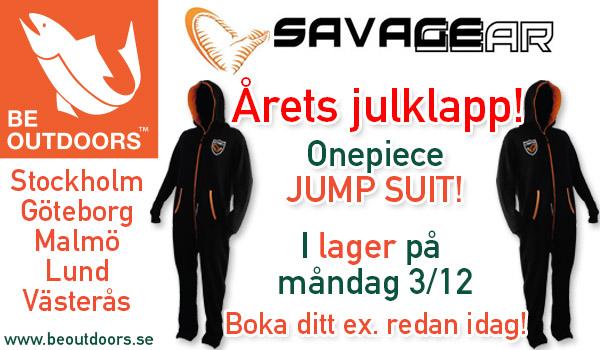 savagear jump suit onepiece