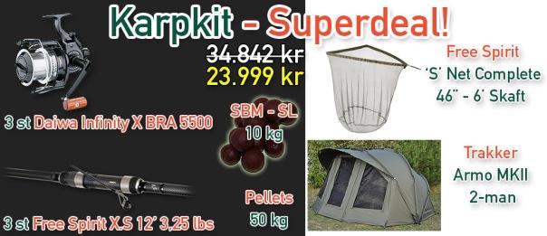 karpkit - superdeal